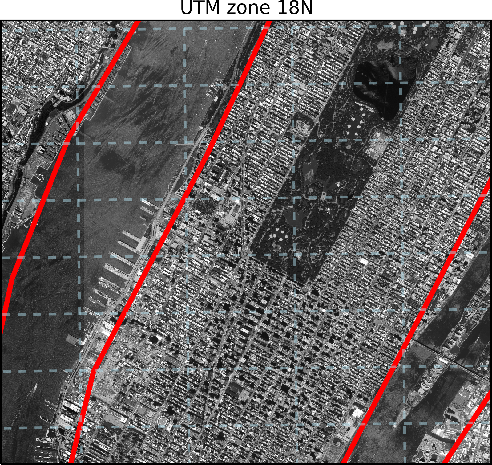 Geospatial Data with Open Source Tools in Python - SciPy 2015